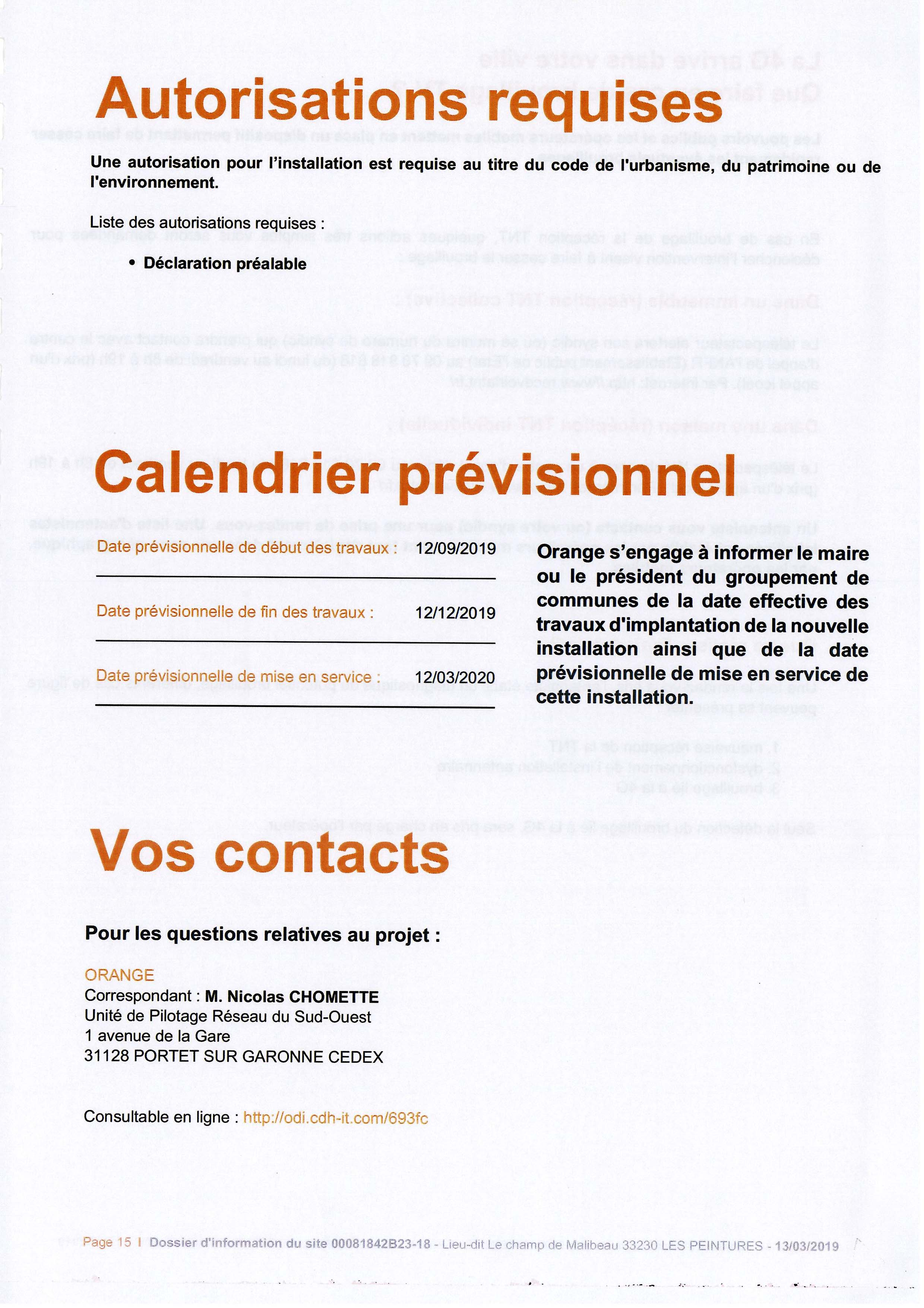 Projet antenne 12