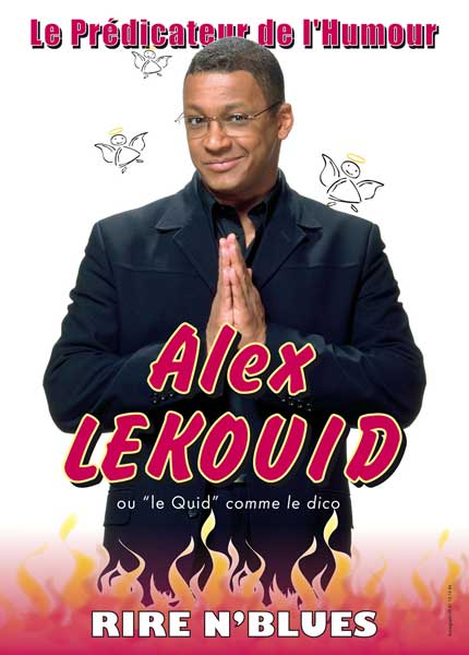 alex lekouid le predicateur